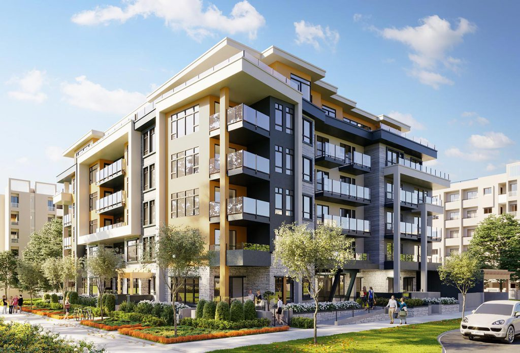 Bond Street Development Architectural Rendering