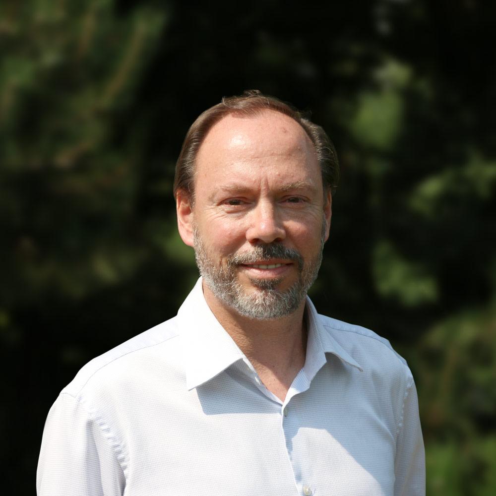Stephen Evans, Principal
